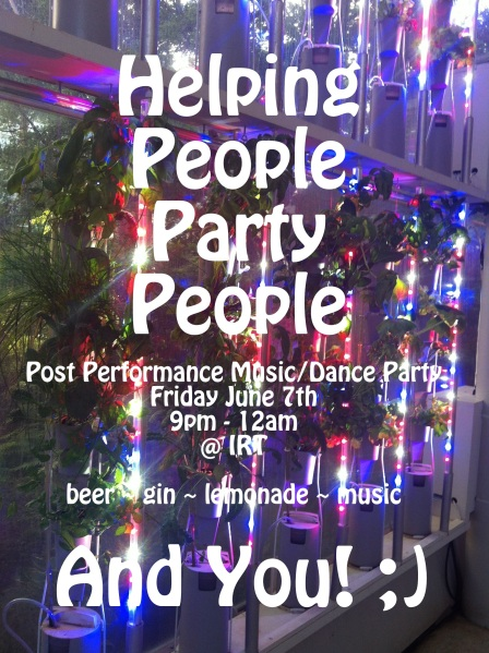 Helping People Party People2